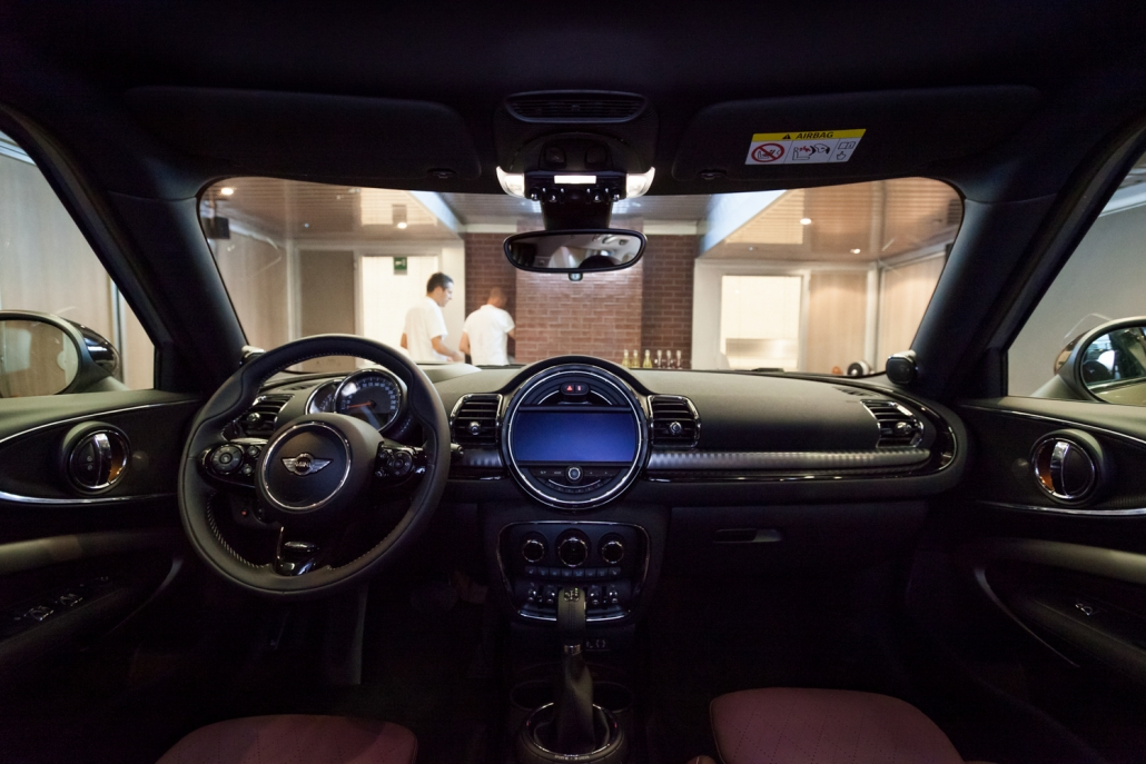 BMW - Mini Gentleman Inside Tour